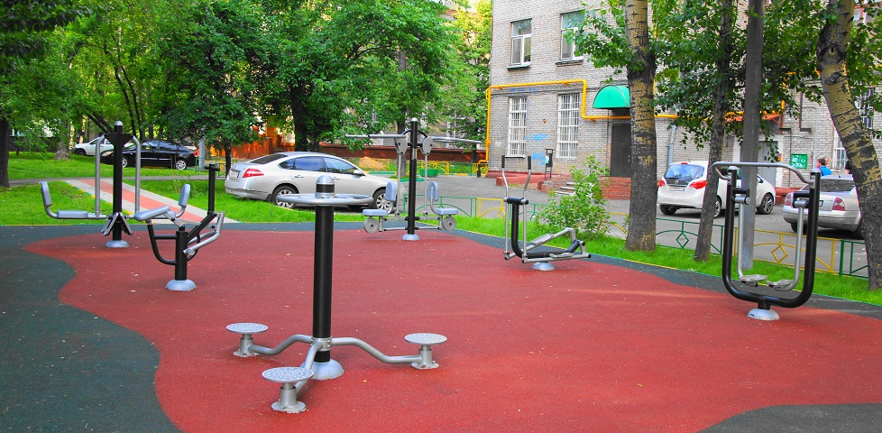 Fitnessparcours